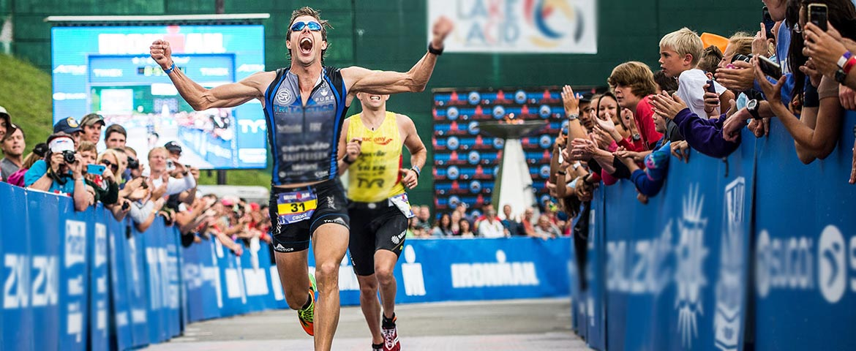 Especialista en Triatlón, Medio Ironman e Ironman