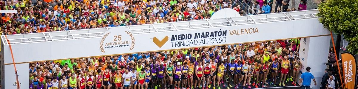 Especialista en Maratón, medio Maratón y Trail Running